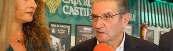 Andrés Gómez Mora, presidente de Caja Rural Castilla-La Mancha