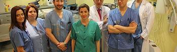 El Hospital de Toledo, primer centro español que implanta un desfibrilador cardiaco subcutáneo compatible con resonancias magnéticas. Foto: JCCM.