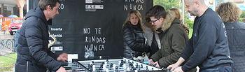 """Cuenca """"mete goles al paro"""" a través de Fundación ONCE e Inserta Empleo"""