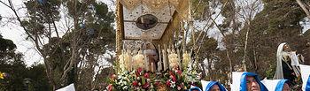 Procesión del Resucitado, Domingo de Resurrección de la Semana Santa de Albacete