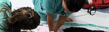 Los Servicios de Medicina Intensiva del SESCAM acercan la técnica de reanimación cardiopulmonar a profesionales y ciudadanos