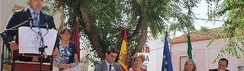 El presidente de la Diputación, Francisco Núñez, participa en Valdeganga en el XXXI Encuentro Provincial de Amas de Casa