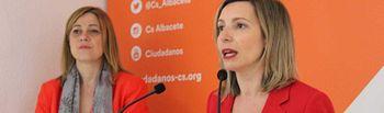 Presentación de  la candidatura de María Dolores Arteaga al Congreso de los Diputados como cabeza de lista por la provincia de Albacete.