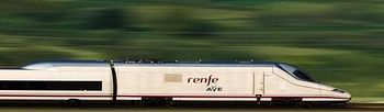 Tren de Alta Velocidad. Foto: Pool Moncloa / Acceso libre.