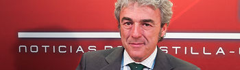 Leandro Esteban, consejero de Presidencia y Administraciones Públicas y portavoz del Gobierno de Castilla-la Mancha.
