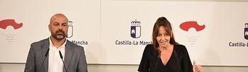 José García Molina e Inmaculada Herranz.