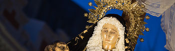 Solemne Procesión del Santo Entierro, Viernes Santo. Semana Santa de Albacete 2018