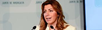 Susana Díaz. Archivo.