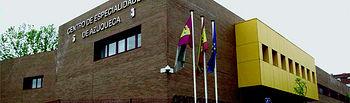 Centro de Especialidades de Azuqueca de Henares.