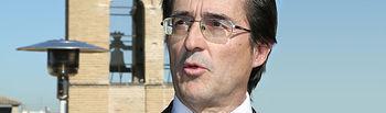 Fernando Laviña, director del Instituto de Comercio Exterior de Castilla-La Mancha (IPEX).