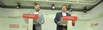 José Luis Ábalos y Fernández Vara.