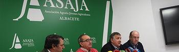 ASAJA hace balance del año agrícola. Foto: Manuel Lozano Garcia / La Cerca