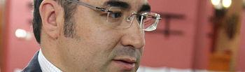 Agustín Rabadán, presidente de la Federación de Caza de Castilla-La Mancha.
