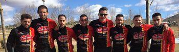 El Conchel Racing-Diputación de Albacete disputará el Campeonato de España de campo a través.