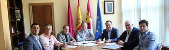 Reunión Ayuntamiento Albacete- ADECA.