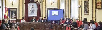 Pleno de designación de componentes de las mesas electorales para las elecciones legislativas del 28 de abril de 2019