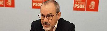 Alberto González, Secretario General y Candidato socialista.