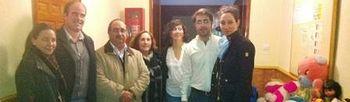 NNGG Viso del Marqués campaña Populares Solidarios