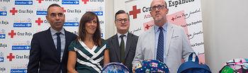 Carrefour y Cruz Roja impulsan la Vuelta la Cole Solidaria en Albacete