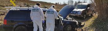 La Guardia Civil detiene al quinto atracador del Club Los Ángeles de la localidad de Otero (Toledo)