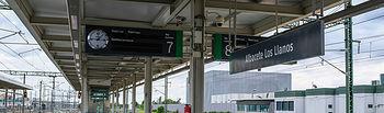 Estación RENFE - Albacete - Mayo 2019