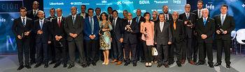 XVII Premios Empresariales San Juan'2016