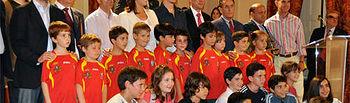Premiados Gala del Deporte