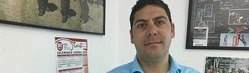 Raul Alguacil, secretario de Administración de UGT FICA CLM.