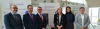 La concejal de Emprendimiento e Innovación participa en la presentación de la Semana de la Ciencia.