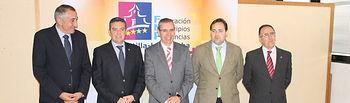 El presidente de la Diputación, Francisco Núñez, inaugura la Jornada de Seguridad y Protección Ciudadana en las Entidades Locales, organizada por la FEMP-Clm
