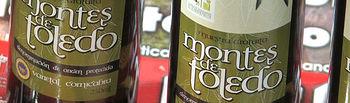 Aceite de la CRDO Montes de Toledo.