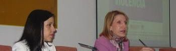 Teresa Blat (a la derecha) en una foto de archivo.