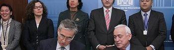 Ramón Jáuregui. Foto: Ministerio de la Presidencia.