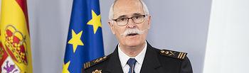 José García Molina, subdirector general de Logística e Innovación de la Policía Nacional. Pool Moncloa / Borja Puig de la Bellacasa
