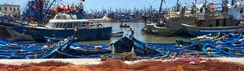 La Comisión Mixta UE - República de Gabón analiza la utilización del Acuerdo de Asociación en materia pesquera en 2015. Foto: Ministerio de Agricultura, Alimentación y Medio Ambiente