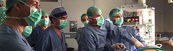 El servicio de Cirugía General del Hospital de Toledo organiza un curso con nuevas técnicas de cirugía mínimamente invasiva. Foto: JCCM.