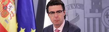 El ministro de Industria, Energía y Turismo, José Manuel Soria. Foto: Ministerio de Industria, Energía y Turismo.