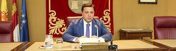 Manuel Serrano. Primera sesión Debate sobre el Estado del Municipio. 5-6-18
