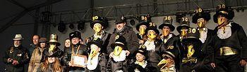 Los Juanes llegaban a Villarrobledo anunciado el Carnaval