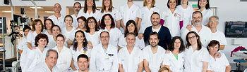 El servicio de Fisioterapia del Hospital Nacional de Parapléjicos, protagonista de la última edición de la Revista Infomédula. Foto: JCCM.