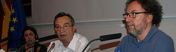 El profesor Romagnoli dictó una conferencia sobre el síndrome anti-igualiario en el mundo del trabajo.