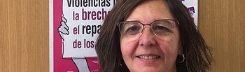 Victoria Delicado, diputada de Ganemos-Izquierda Unida.