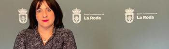Ana Isabel Estarlich, concejal responsable de recogida de residuos urbanos.