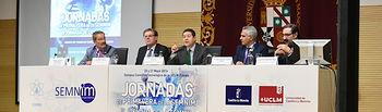 Emiliano García-Page inaugura la III Jornada de la Sociedad de Medicina Nuclear. Foto: JCCM.