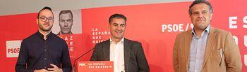 El PSOE explica su programa en materia hidrológica a regantes y usuarios de Albacete