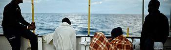 Barco Aquarius-7 - Imagen TVE