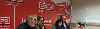 UGT y CCOO de Ciudad Real hacen una llamada a la participación masiva el 8 de marzo