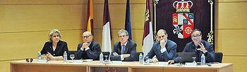 Inauguración del acto de celebración del XV Aniversario del CEPLI.