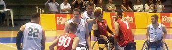 El BSR Amiab Albacete ganó al Getafe