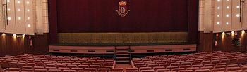 Teatro Quijano de Ciudad Real. Foto de Archivo.